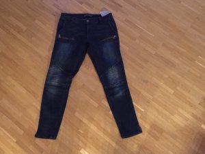 Zara Jeans blu scuro