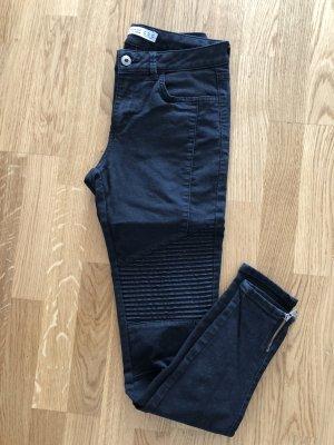 Jeans von zara in schwarz