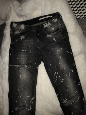 Jeans Wasted Look