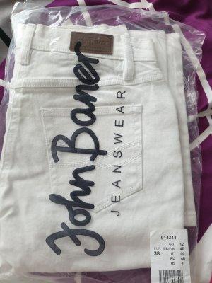 jeans weiß  38