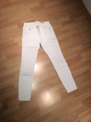 edc Jeans blanc