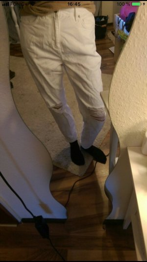 BDG Boyfriend jeans wit