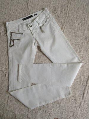 Jeans / weiß / Gr. 34 XS / Miss Sixty