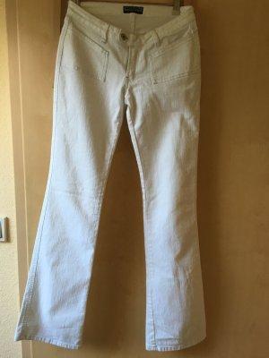 Jeans weiß von Freesoul Gr. 30