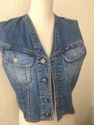 Jeans Weste Cross Trade
