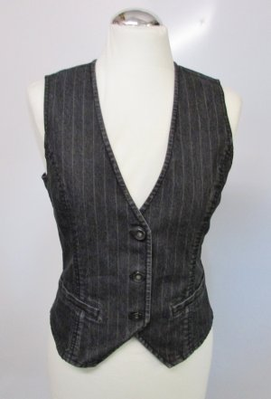 Esprit Denim Vest multicolored mixture fibre