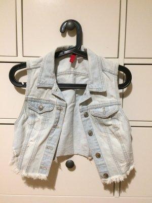 Jeans Weste H&M Gr. 36 (Coachella Style)