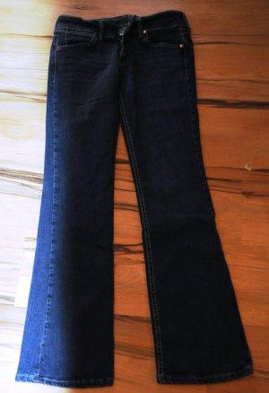 Wrangler Vaquero elásticos azul oscuro Algodón