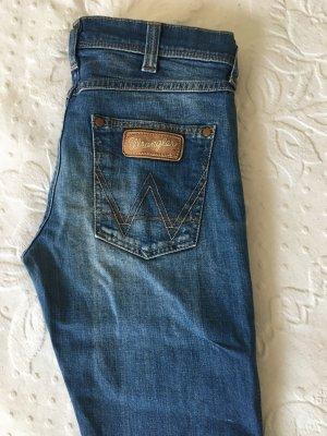 Jeans Wrangler Used Look - neuwertig!