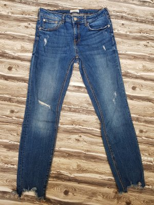 Jeans Zara Destroid Look