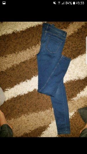 jeans zara skinny gr m