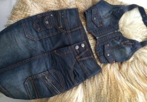 Jeans Zweiteiler in einem einwandfreiem Zustand