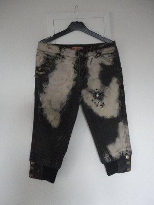 Jeans-Zweiteiler in Gr. S