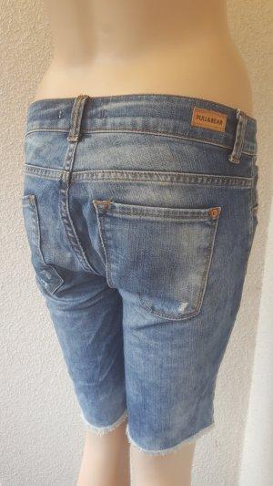 Jeansbermuda von Pull & Bear - Gr. 38