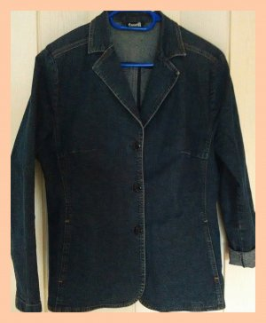 Gerry Weber Denim Blazer dark blue