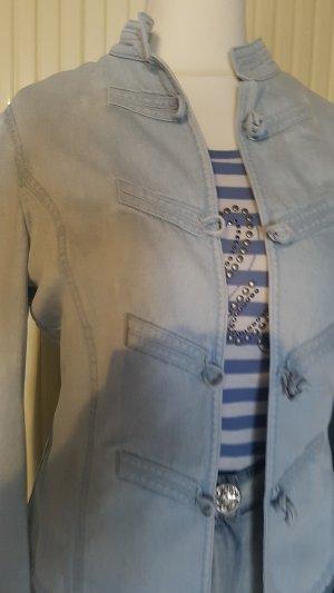 Atelier Gardeur Giacca denim azzurro