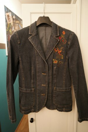 Steilmann Denim Blazer multicolored