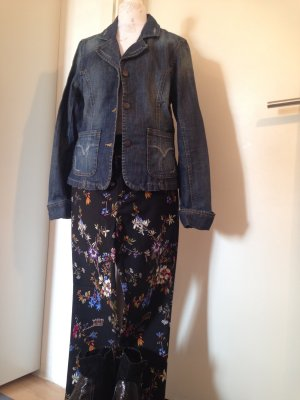 Madonna Denim Blazer blue