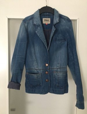 Only Denim Blazer multicolored