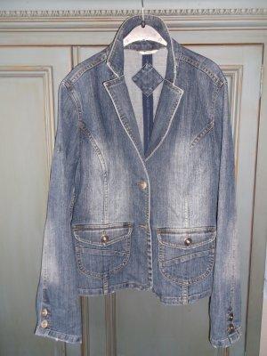 Jeansblazer von Xanaka