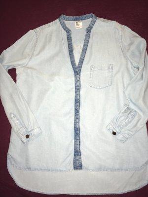 H&M Jeans blouse korenblauw-azuur