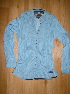 Jeansbluse (Gr.  XS)