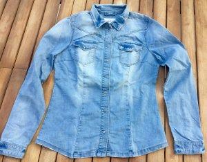 Jeansbluse / -hemd von Only