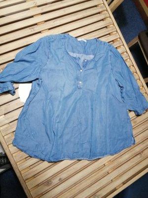Gerry Weber Denim Blouse steel blue