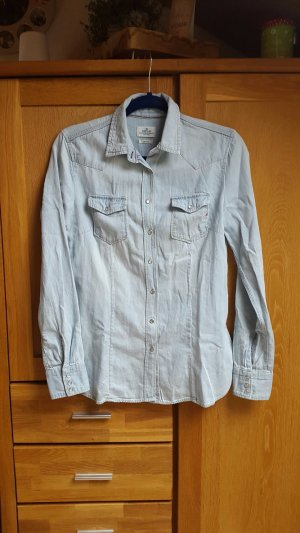 Jeansbluse oder Jeanshemd von Replay
