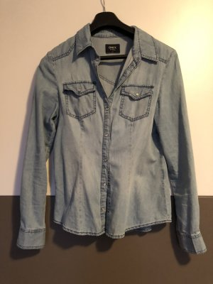 Jeansbluse Only