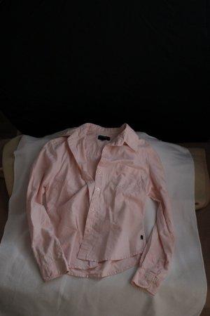 Denim Blouse pink