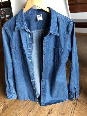 Jeansbluse Vero Moda