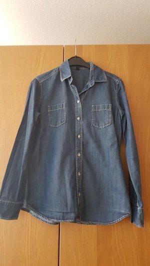 Jeansbluse von Esprit Collection
