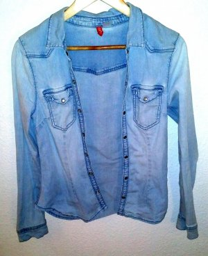 Jeansbluse von H&M