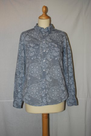 H&M L.O.G.G. Shirt Blouse multicolored cotton