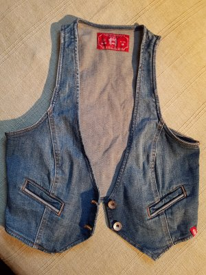 Jeansgilet