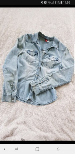 Jeanshemd 34 H&M
