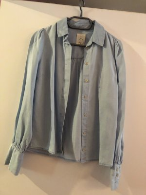 Only Camicia denim azzurro