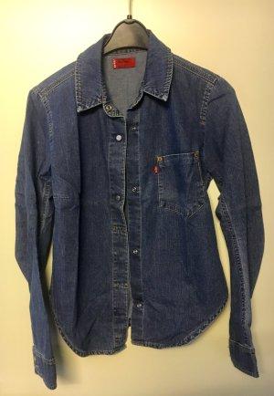 Jeanshemd Hemd Jeans S 36 Blau