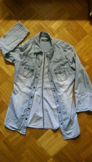 Formal Shirt azure