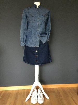 Jeanshemd Jeansbluse Gant