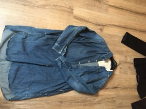 Jeanshemd/ Jeanskleid G Star Raw, S/ 36
