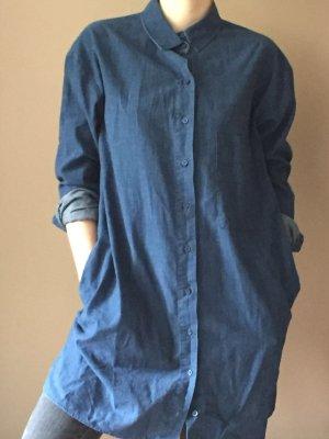 COS Camicia elegante blu