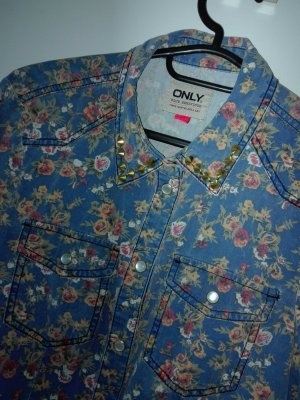 Only Denim Shirt multicolored