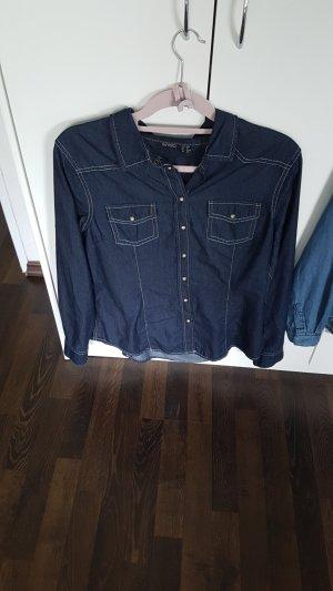 jeanshemd -top Zustand -