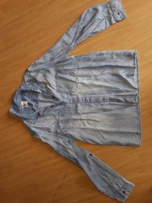 Jeanshemd von H&M in Größe 34