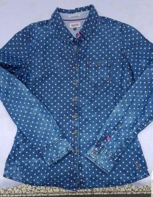 Tommy Hilfiger Denim Jeans blouse veelkleurig