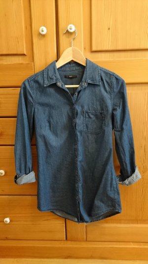 Zero Camisa vaquera multicolor