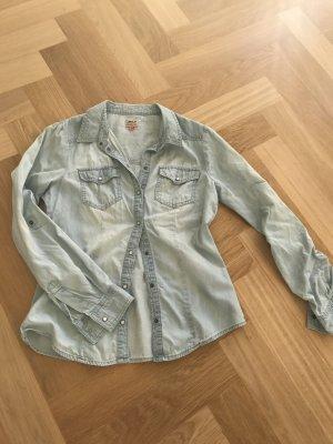 Jeanshemd zu verkaufen
