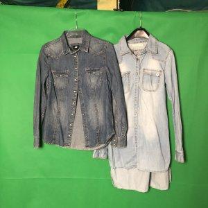 Jeanshemden im Angebot
